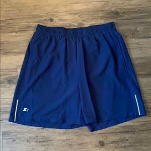 "NWOT Men's Starter 7"" Stretch Training Shorts"